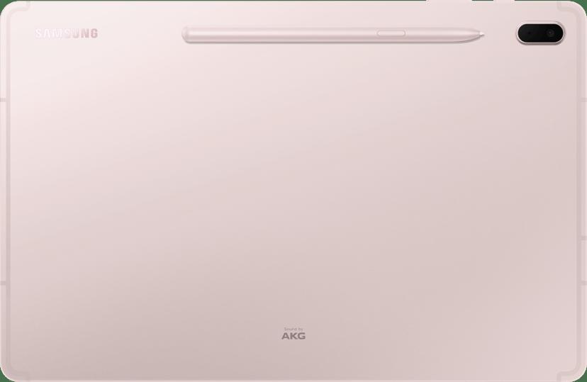 """Samsung Galaxy Tab S7 FE 5G 12.4"""" Snapdragon 750G 64GB 4GB Mystic pink"""