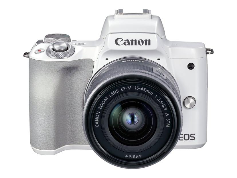 Canon EOS M50 Mark II + EF-M 15-45mm