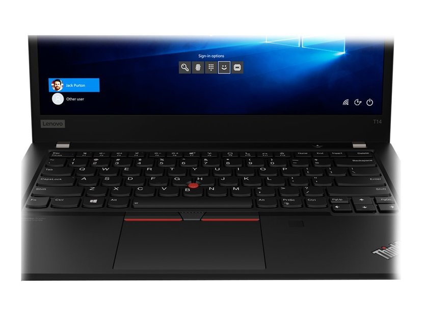 "Lenovo ThinkPad T14 G2 Core i5 16GB 256GB SSD WWAN-uppgraderbar 14"""