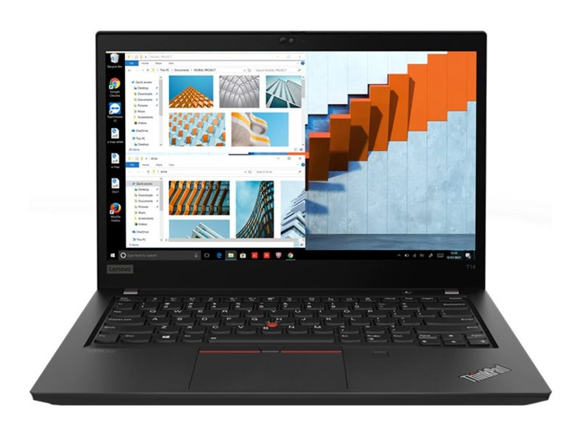 "Lenovo ThinkPad T14 G2 Core i5 16GB SSD 256GB 14"" WWAN-uppgraderbar"