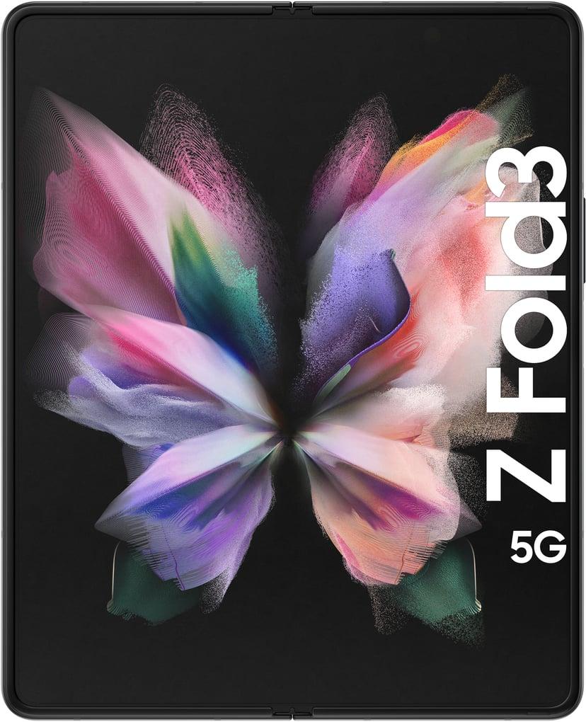 Samsung Galaxy Z Fold3 256GB Dual-SIM Fantomsvart