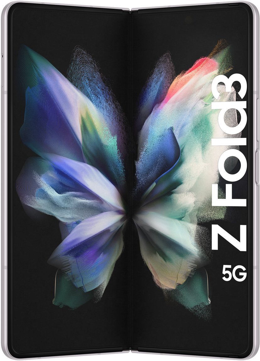 Samsung Galaxy Z Fold3 256GB Dual-SIM Fantomsilver