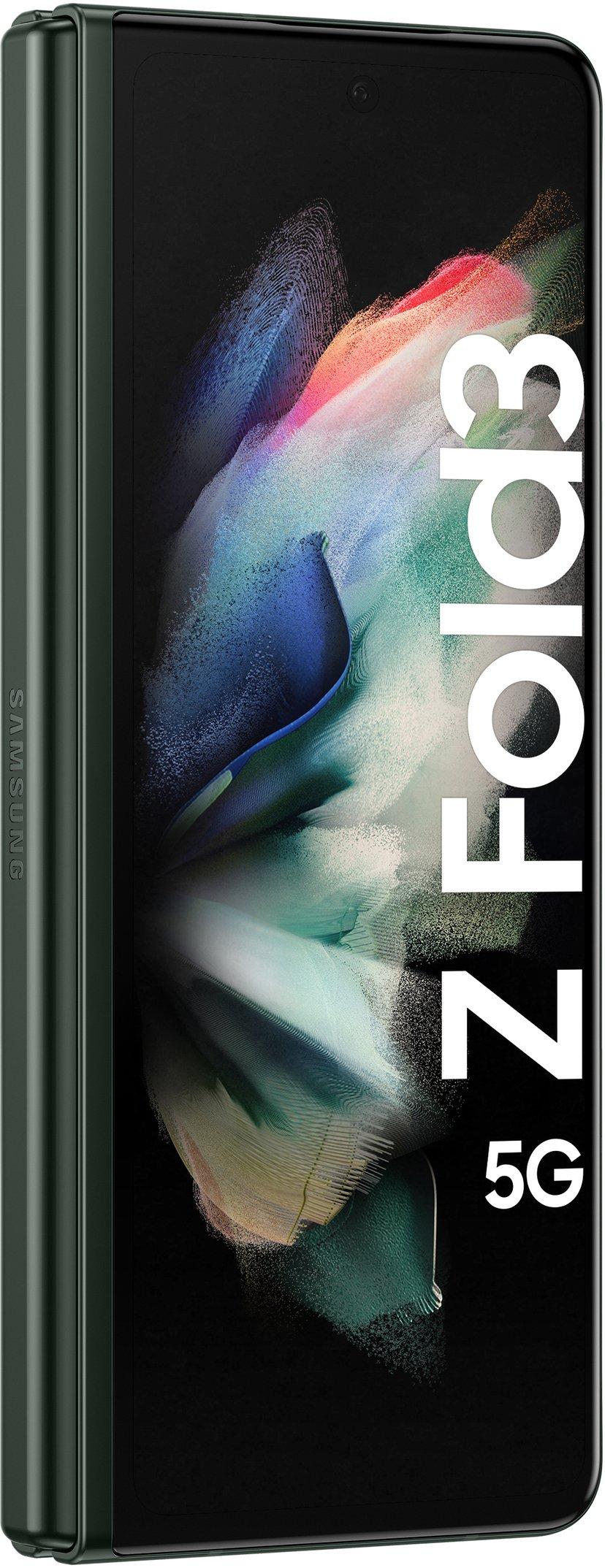 Samsung Galaxy Z Fold3 512GB Dual-SIM Phantom Green