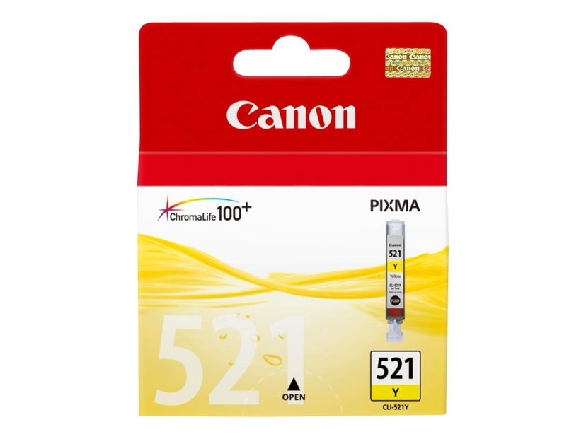 Canon Inkt Geel CLI-521Y - MP980