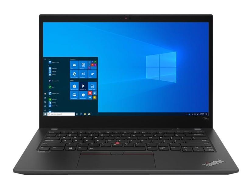 """Lenovo ThinkPad T14s G2 Core i5 16GB SSD 256GB 14"""" WWAN-päivitettävä"""