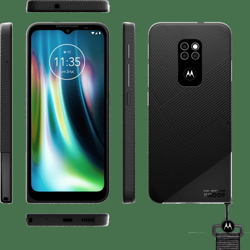 Motorola DEFY 64GB Dual-SIM Svart