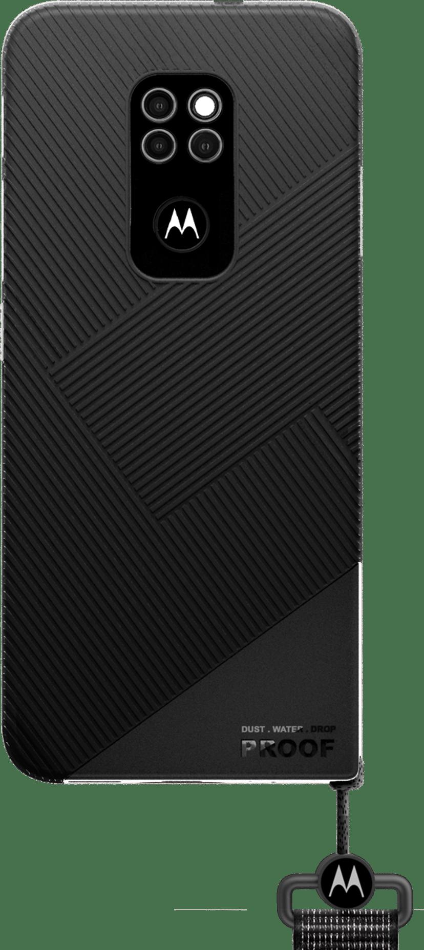 Motorola DEFY 64GB Kaksois-SIM Musta
