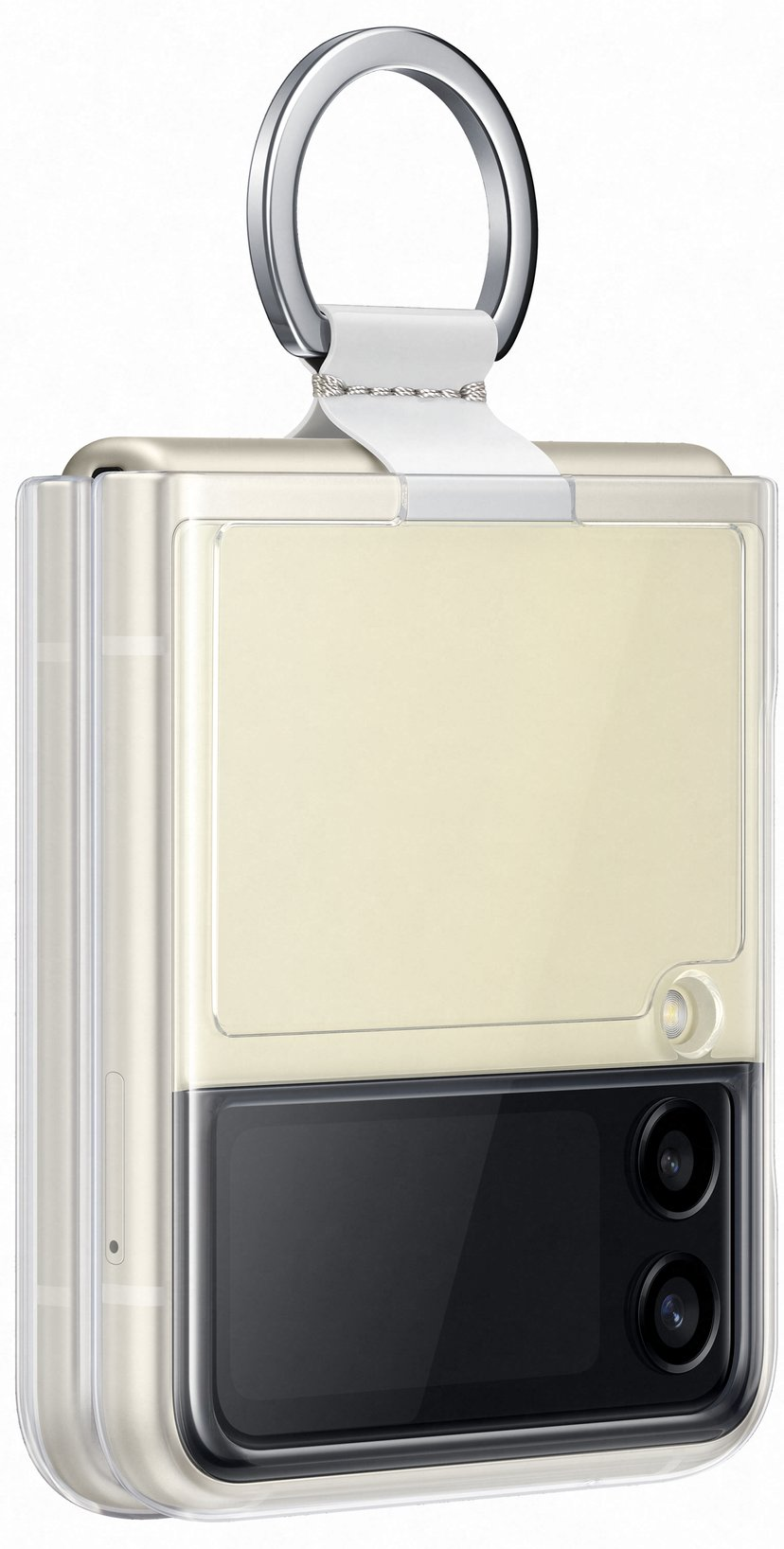 Samsung EF-PF926 Clear Cover With Ring Transparent Samsung Galaxy Z Flip 3