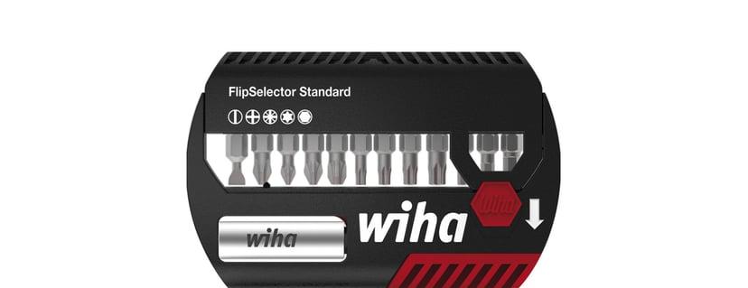 Wiha Kärkisarja FlipSelector Standard 25 mm