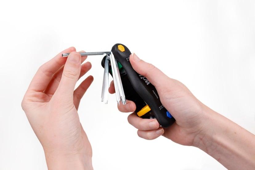 Wiha PocketStar Mini Multiverktyg