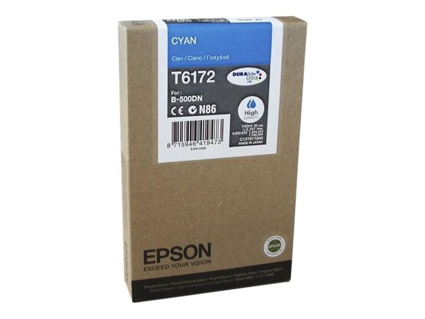 Epson Blekk Cyan 7K SID B-500DN