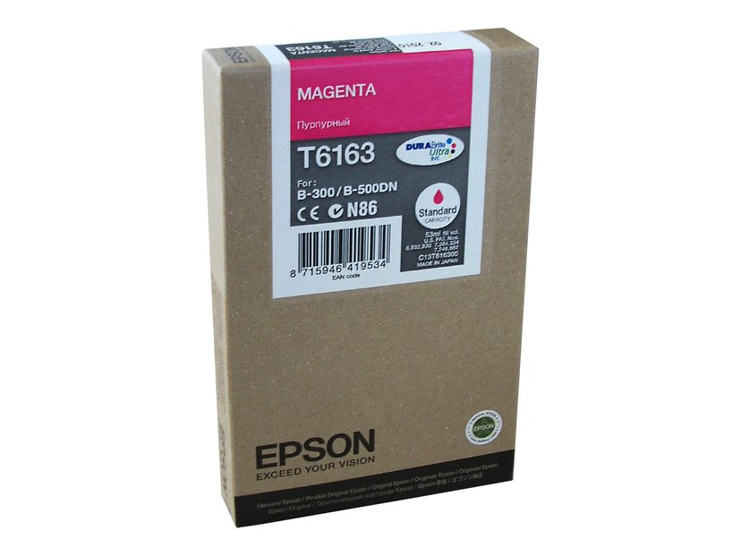 Epson Muste Magenta 3,5K SID B-500DN