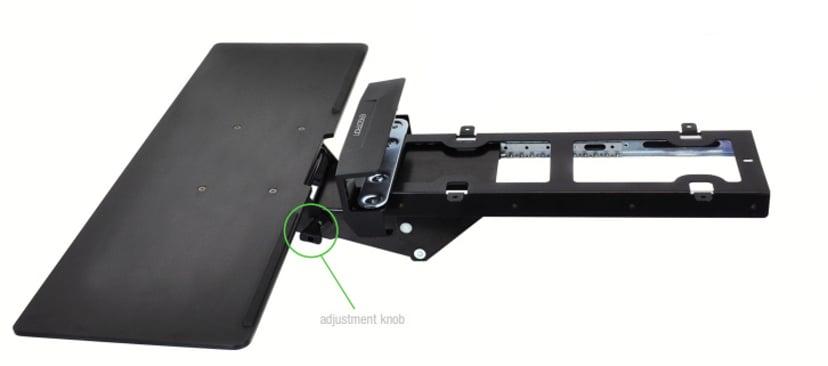 Ergotron Neo-Flex Underdesk tastaturarm