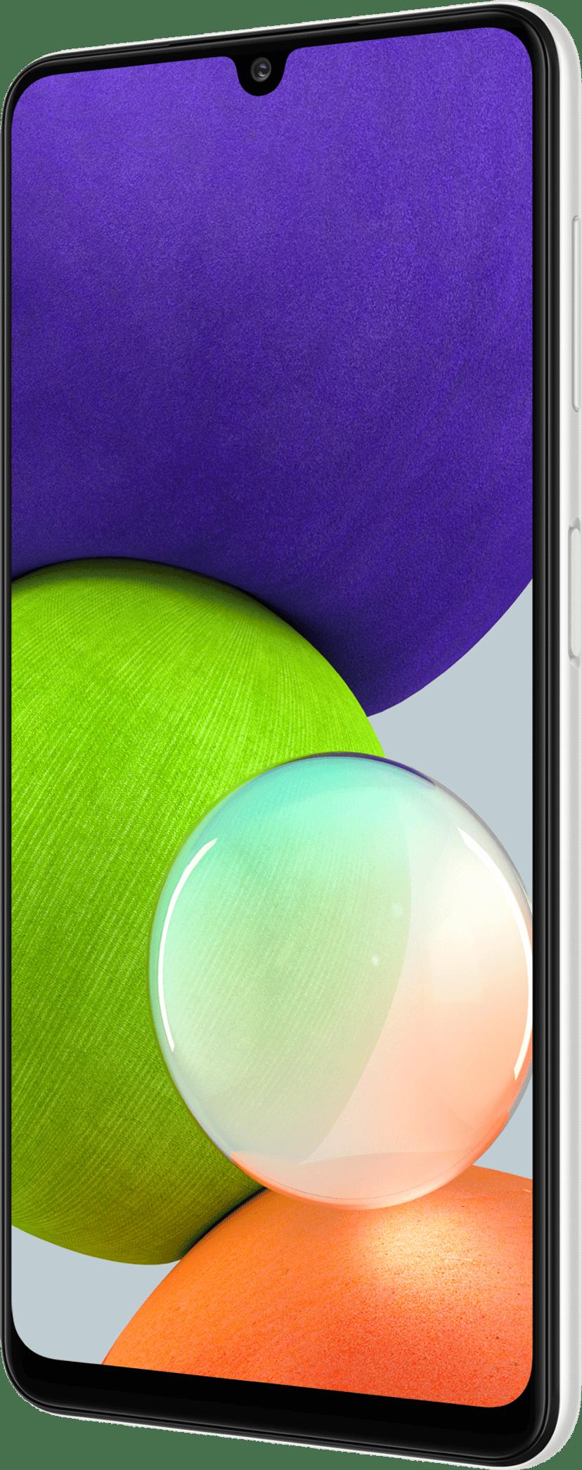 Samsung Galaxy A22 64GB Dual-SIM Vit