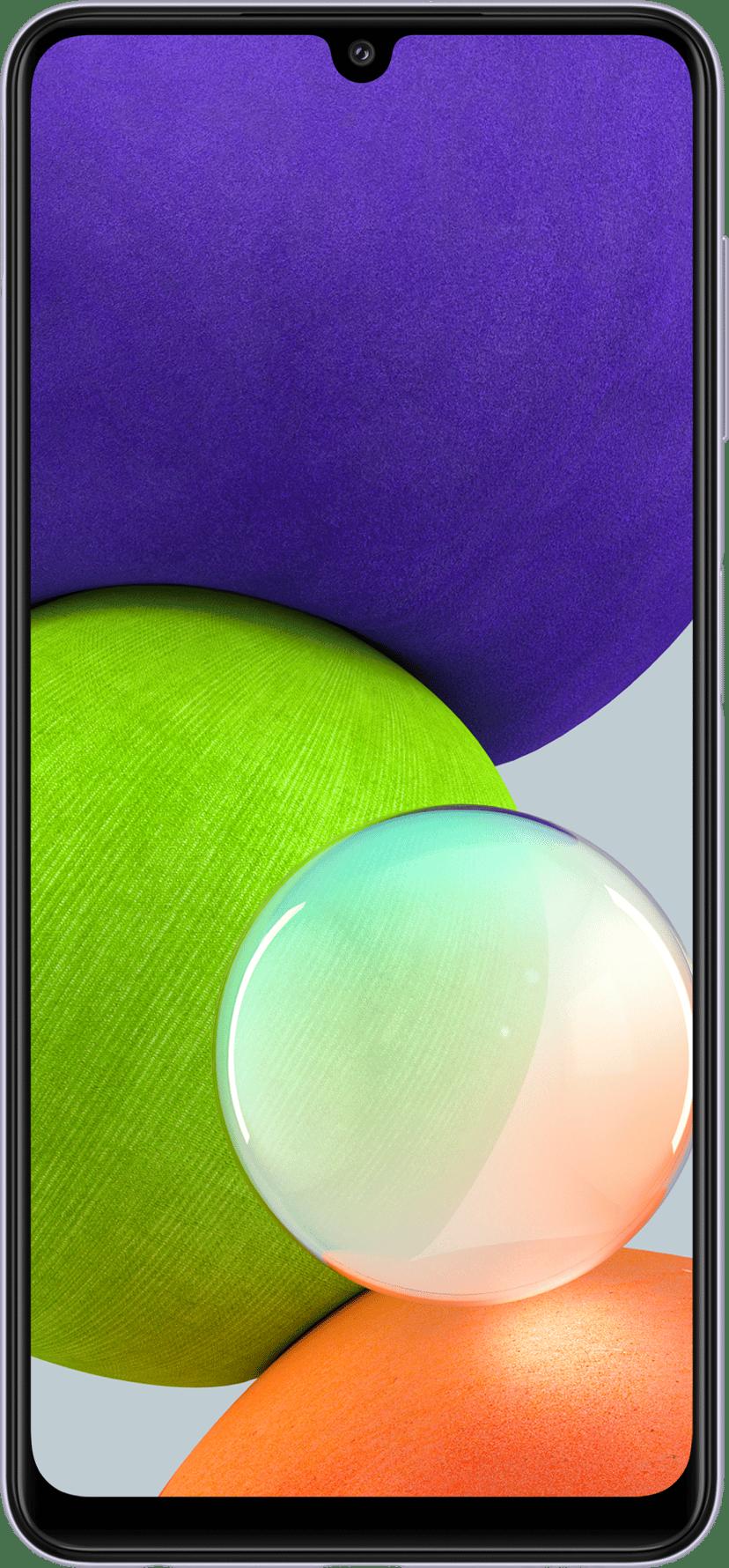 Samsung Galaxy A22 64GB Dual-SIM Violett