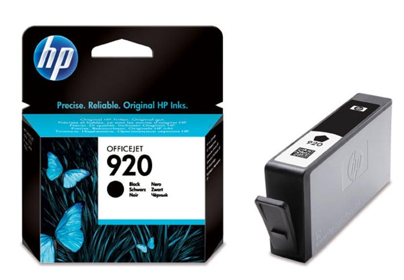 HP Muste Musta No.920 - OfficeJet 6500