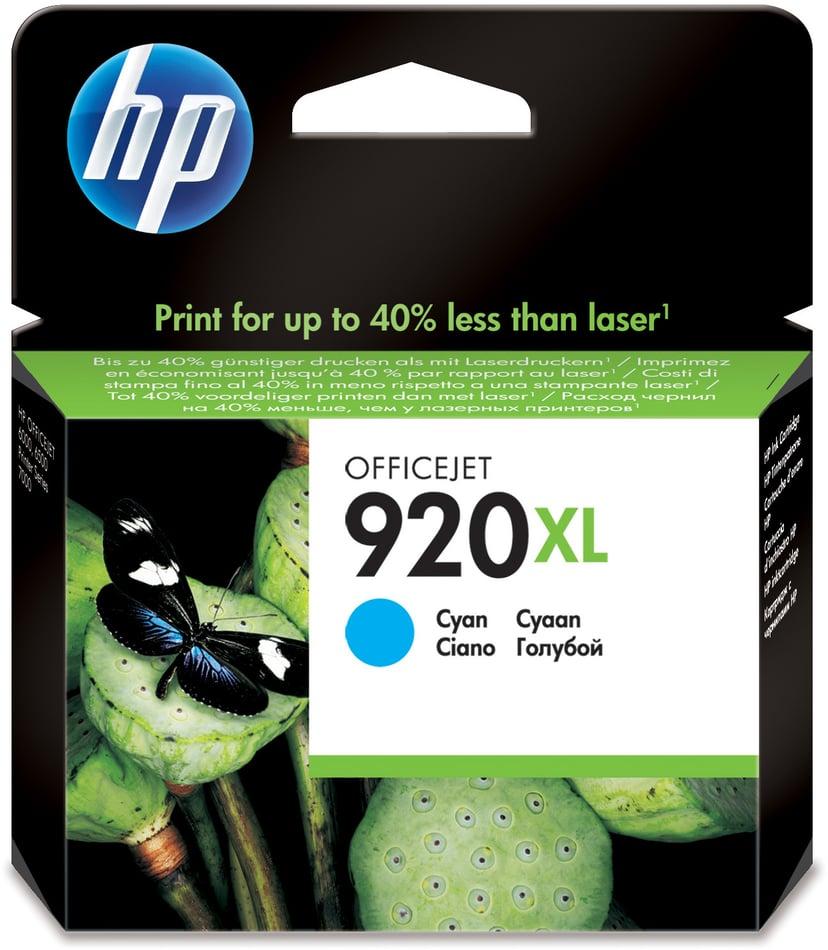 HP Muste Syaani No.920XL - OfficeJet 6500