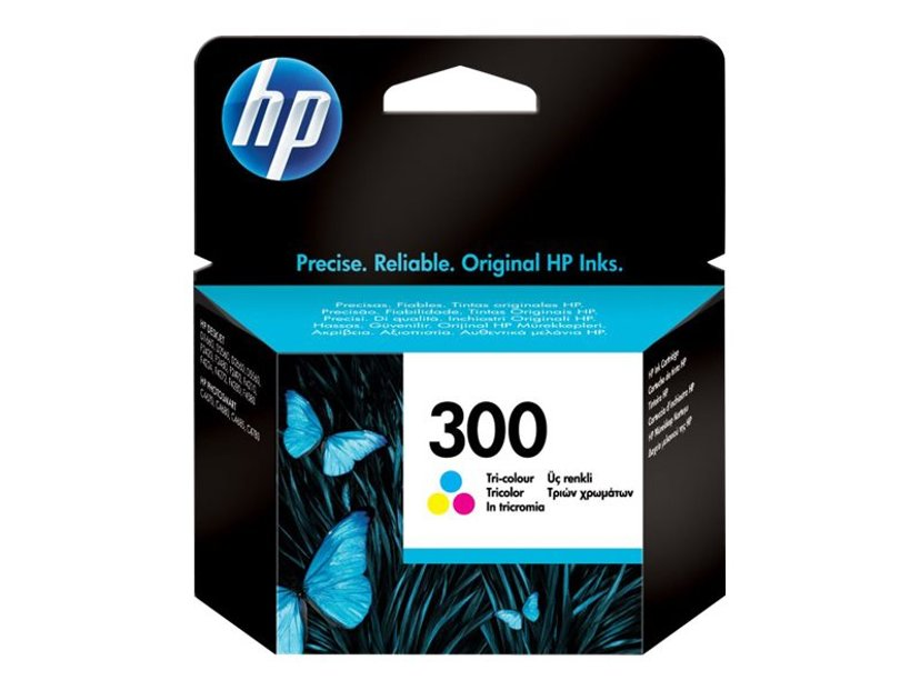 HP Muste Väri No.300 - F4280
