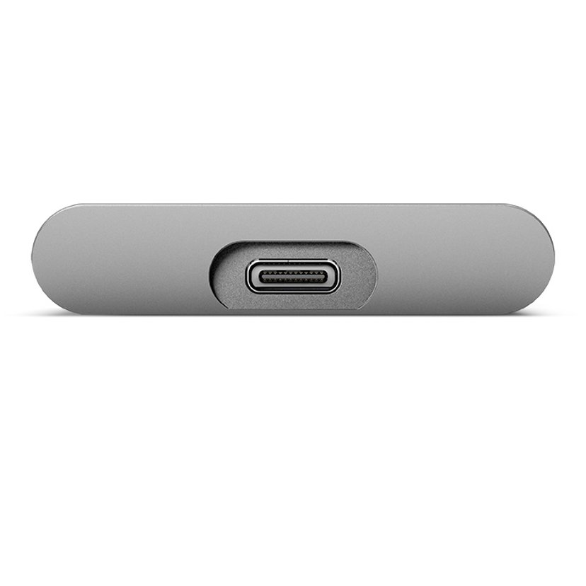 LaCie Portable SSD V2 1TB Silver