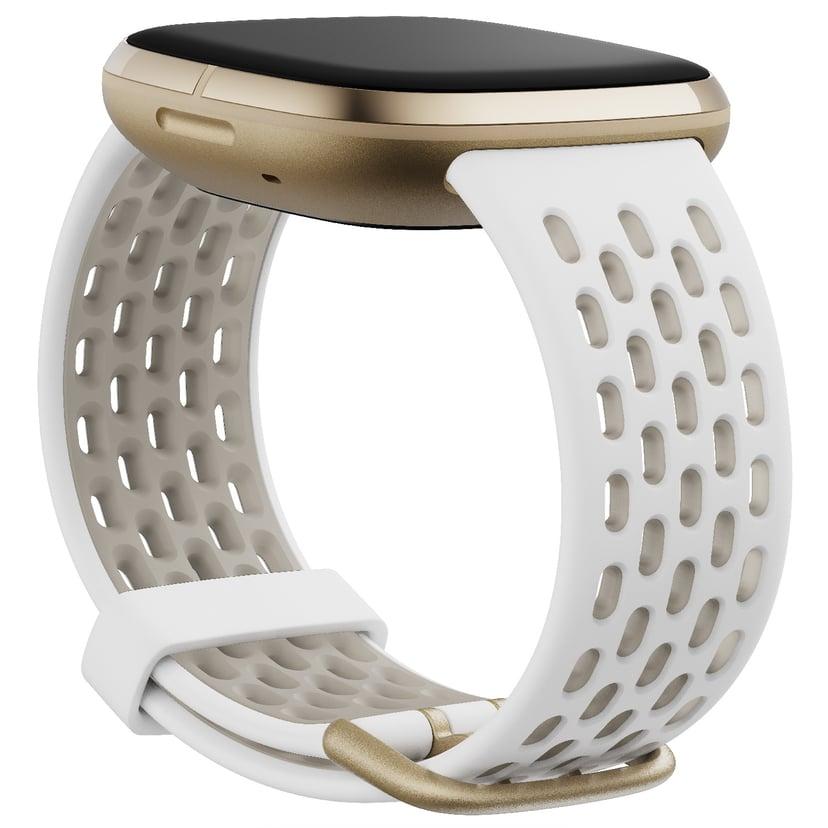 Fitbit Armband Small Sport Band Frost - Versa 3/Sense