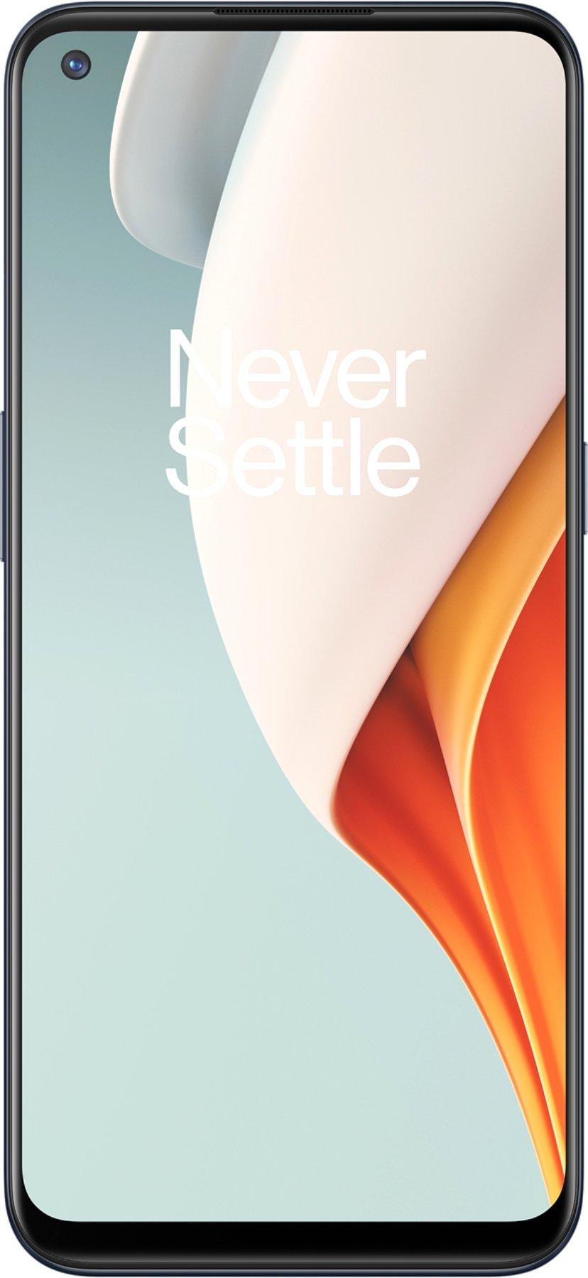 OnePlus Nord N100 64GB Kaksois-SIM Keskiyönpakkanen