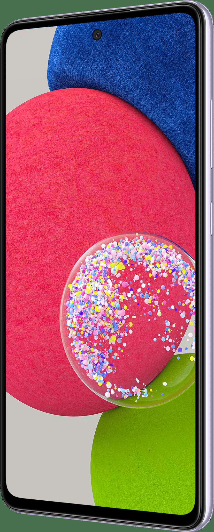 Samsung Galaxy A52s 5G 128GB Dual-SIM Fantastisk violett