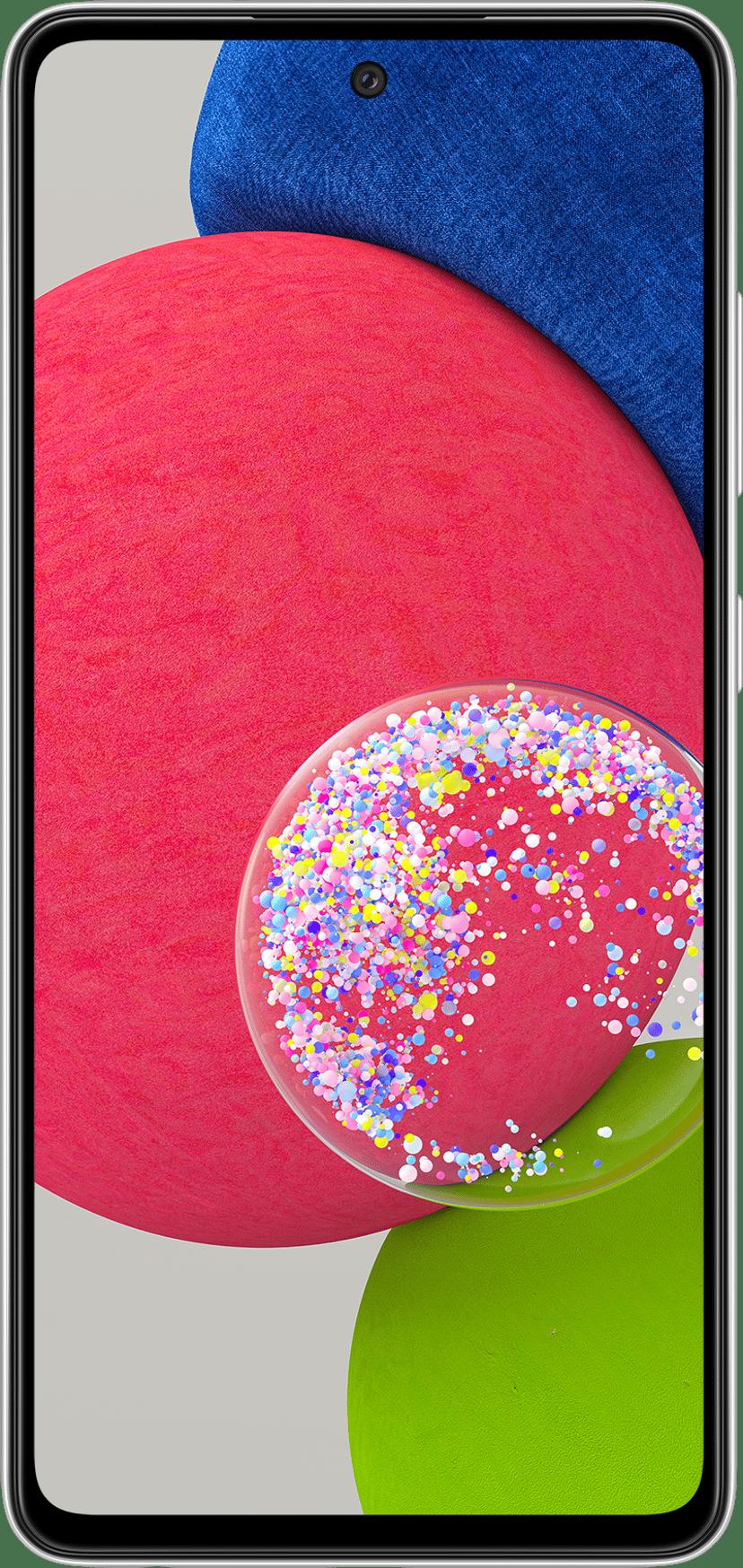 Samsung Galaxy A52s 5G 128GB Dual-SIM Fantastisk vit