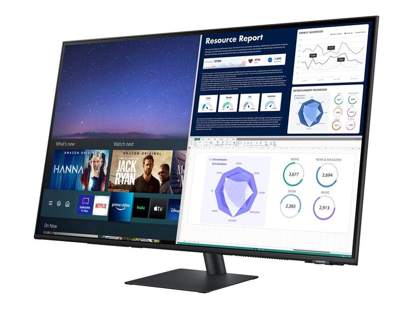 "Samsung S43AM700 Smart Monitor M7 43"" 4K UHD VA 16:9 43"" 3840 x 2160 16:9"