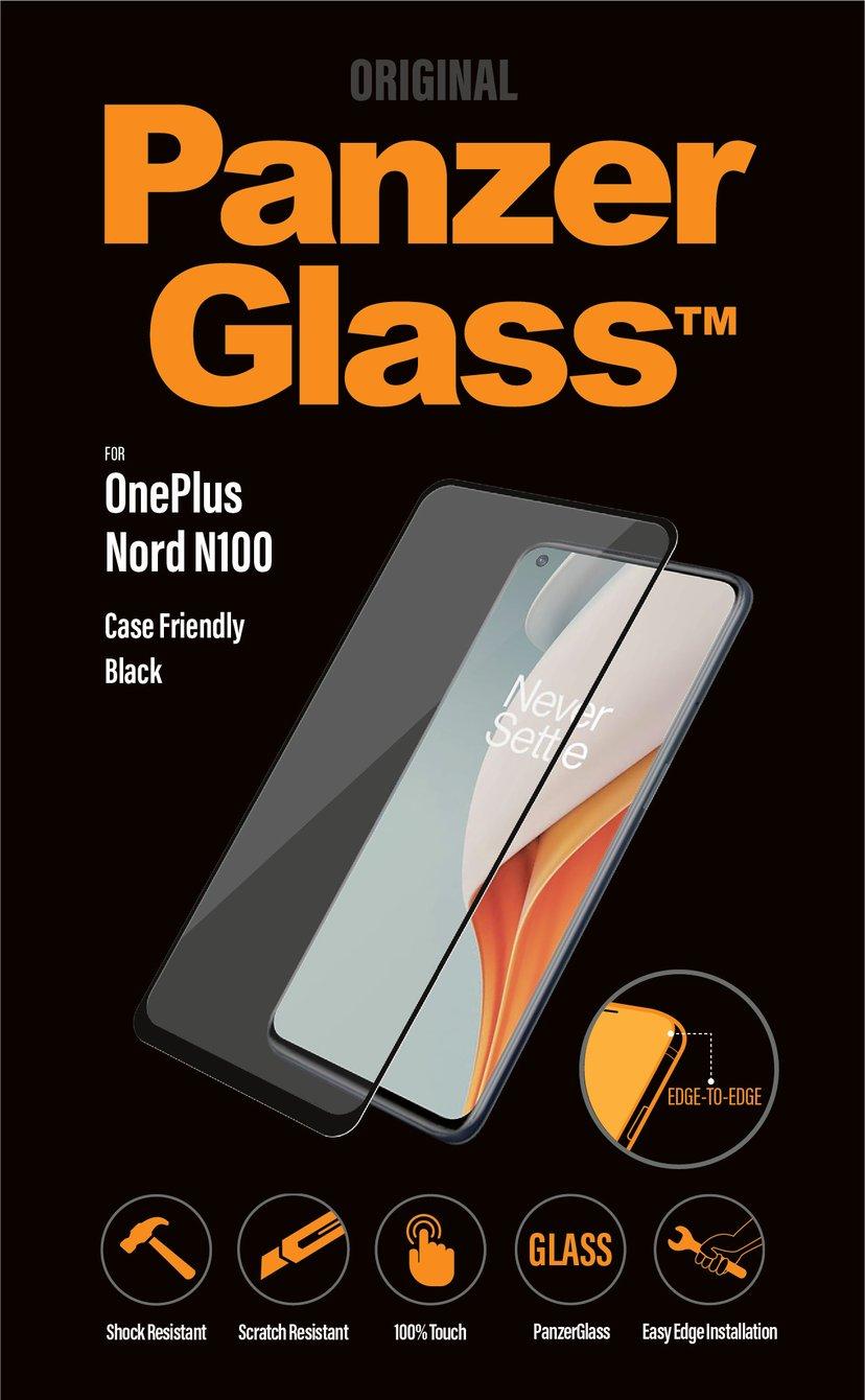 Panzerglass Case Friendly OnePlus Nord N100