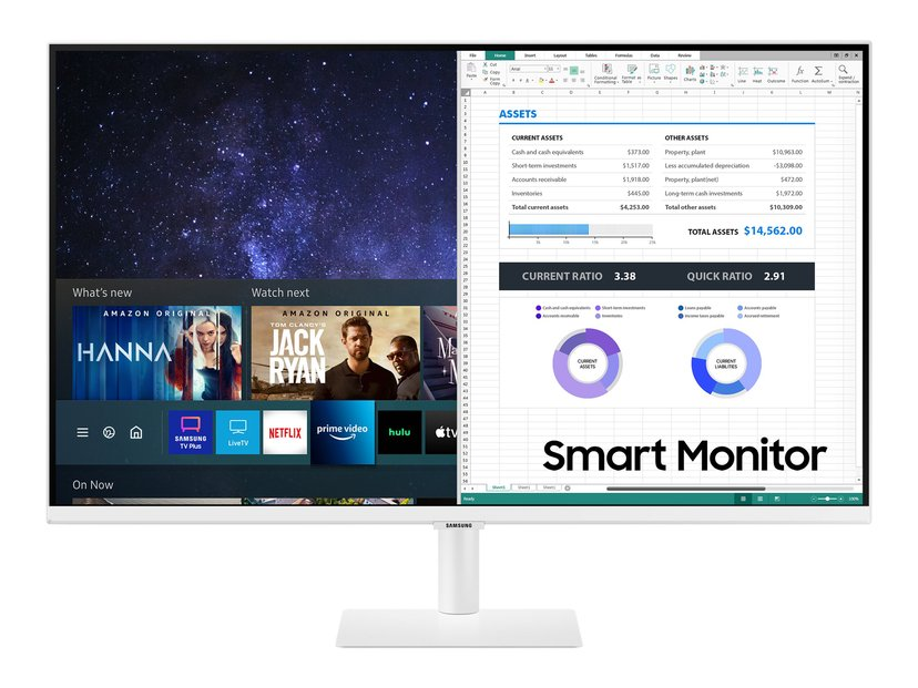 "Samsung S32AM501 Smart Monitor M5 32"" FHD VA 16:9 32"" 1920 x 1080 16:9"