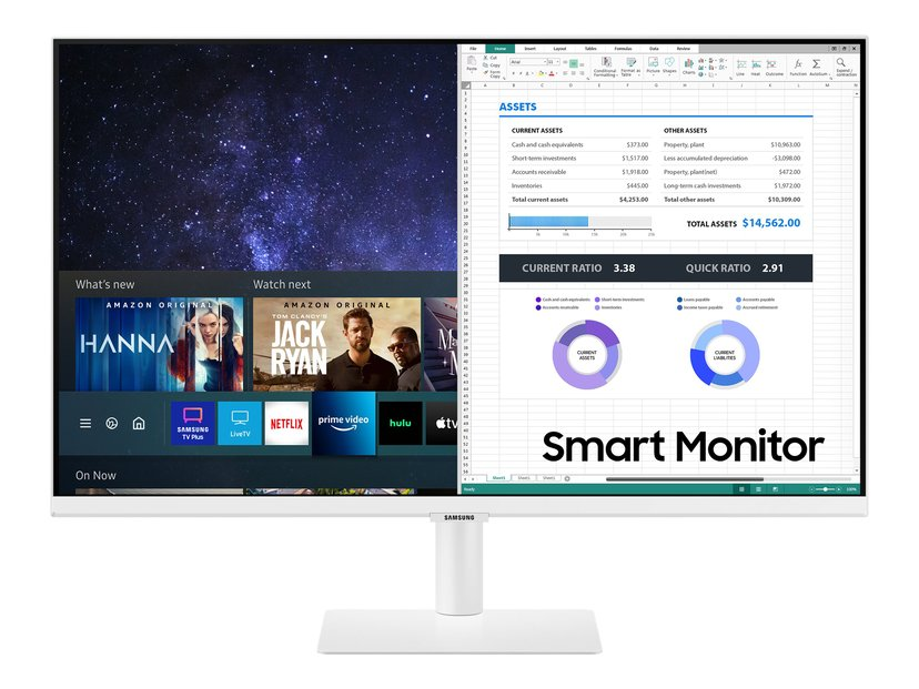 "Samsung S27AM501 Smart Monitor M5 27"" FHD VA 16:9 27"" 1920 x 1080 16:9"