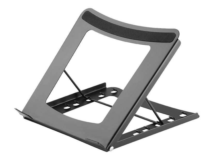 Deltaco Office Ihopfällbart Laptop/Tablet Stativ