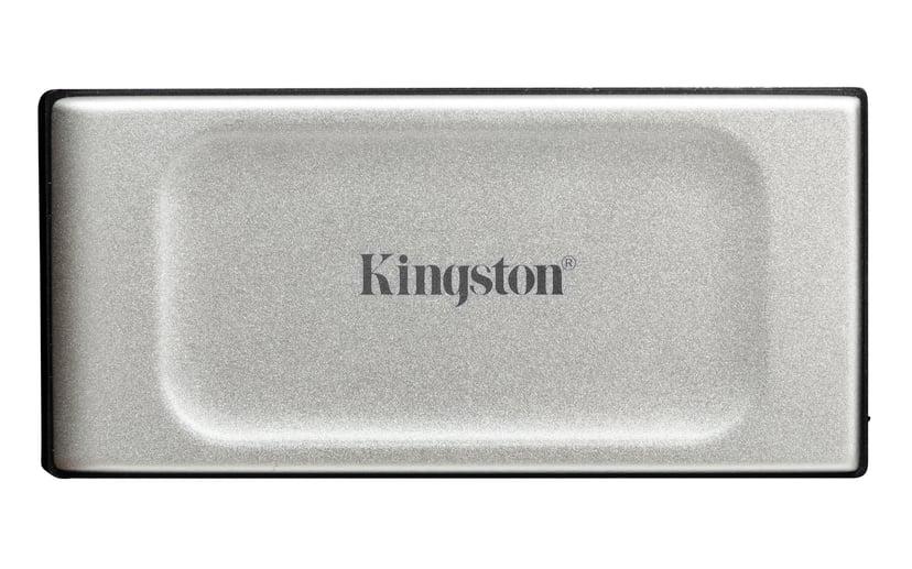 Kingston XS2000 Portable SSD 0.5TB Silver
