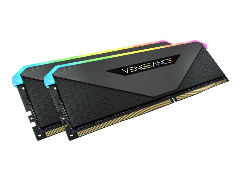 Corsair Vengeance RGB RT 64GB 3,600MHz DDR4 SDRAM DIMM 288-pin