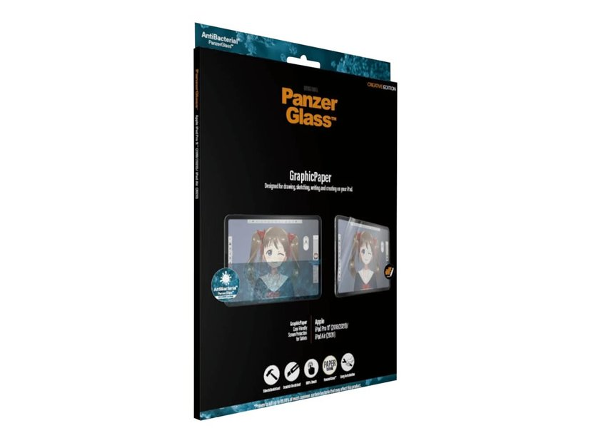 "Panzerglass Graphic Paper iPad Air 10.9"" (4th gen), iPad Pro 11"" (2nd gen), iPad Pro 11"" (3rd gen)"