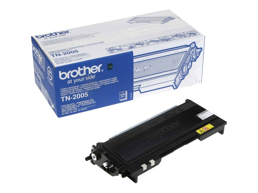 Brother Toner Svart TN-2005 - 1.5k - HL2035