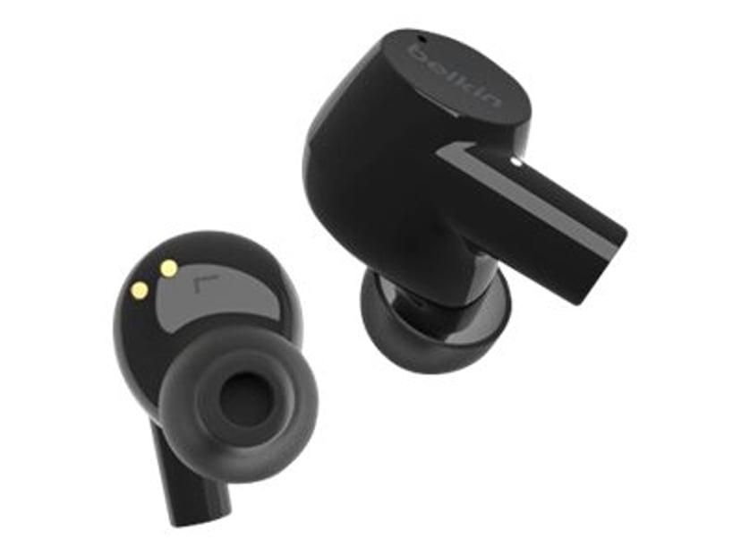 Belkin SOUNDFORM™ Rise True Wireless-hörlurar Svart