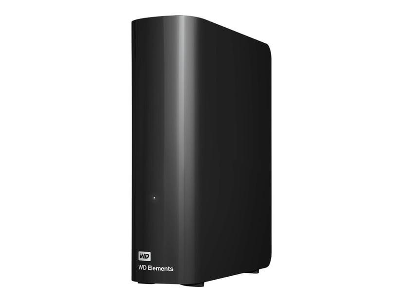 WD ELEMENTS DESKTOP 12TB USB 3.0 BLACK #demo