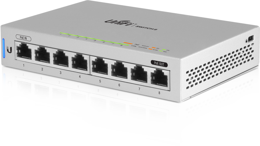 Ubiquiti UniFi 8 Switch