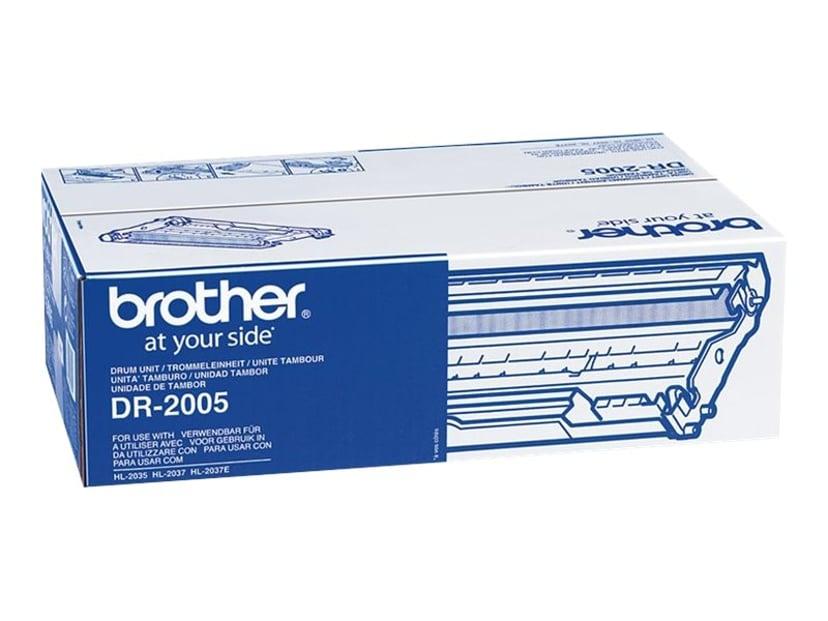 Brother Trommel DR-2005 12K Sidor - HL2035
