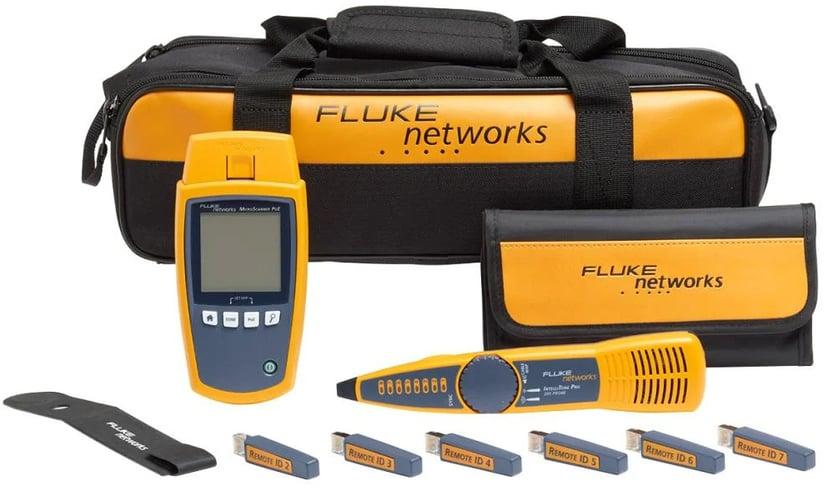 Fluke Networks MicroScanner PoE Cable Verifier Kit