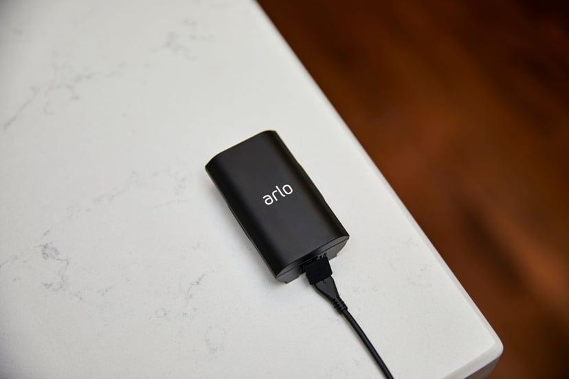 Arlo Rechargeable Battery Wire-Free Video Doorbell
