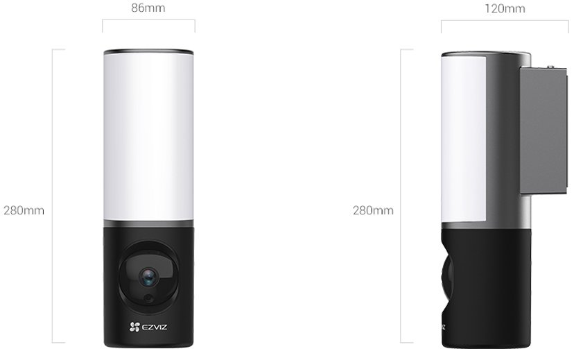 Ezviz LC3 Smart Floodlight