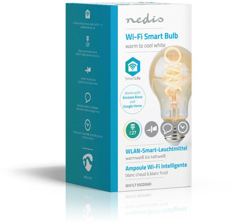 Nedis SmartLife WiFi Vintage LED E27