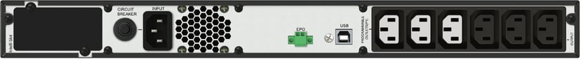 Vertiv Edge 1000VA Rack UPS