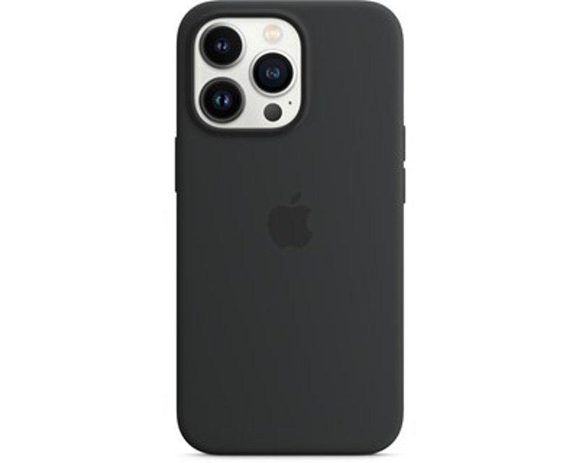 Apple Silicone Case With Magsafe Midnatt iPhone 13 Pro