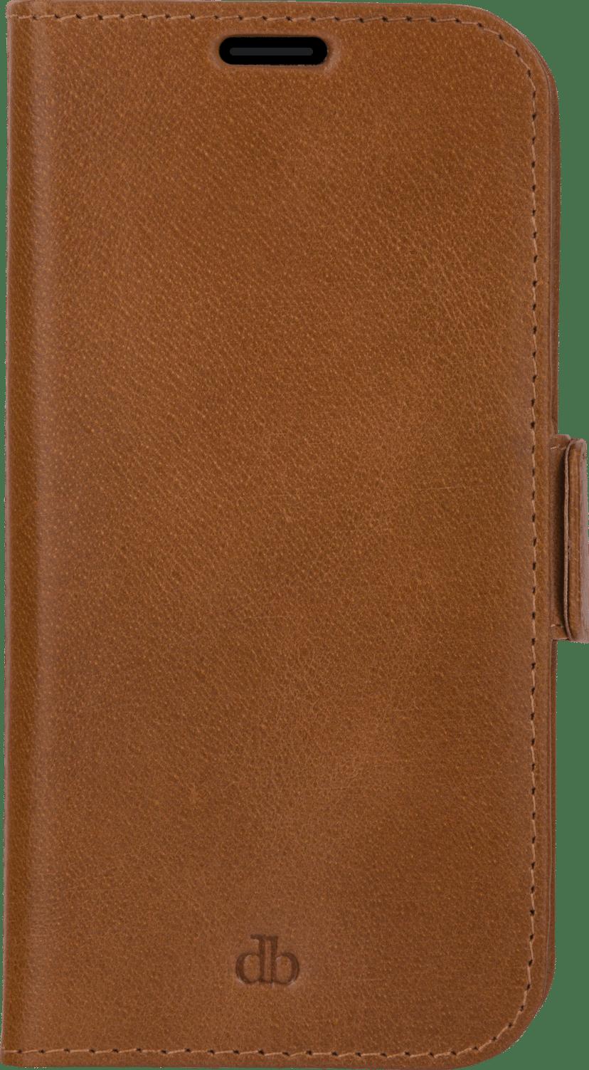 dbramante1928 Lynge Vikbart Fodral För Mobiltelefon iPhone 13 Pro Max Tan