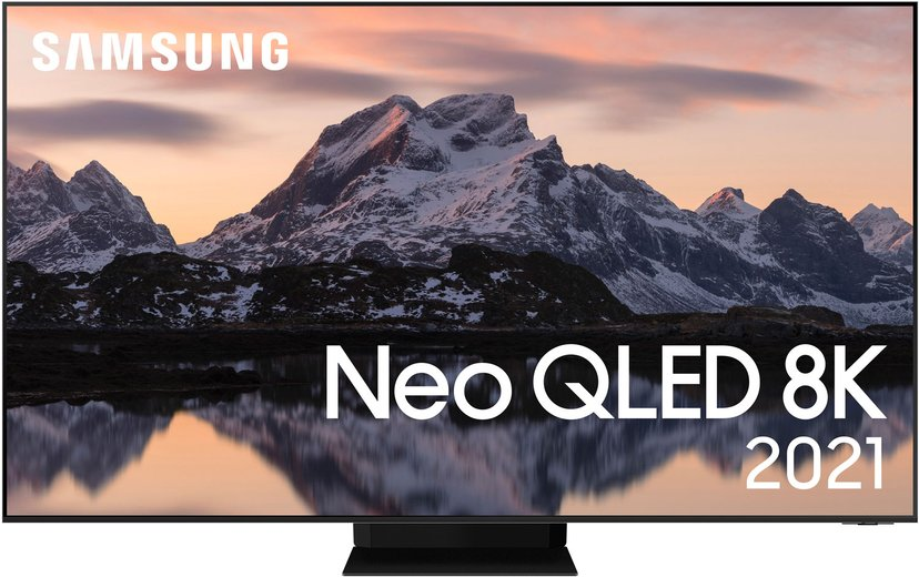 "Samsung QE65QN800A 65"" Neo QLED 8K Smart-TV - 2021"