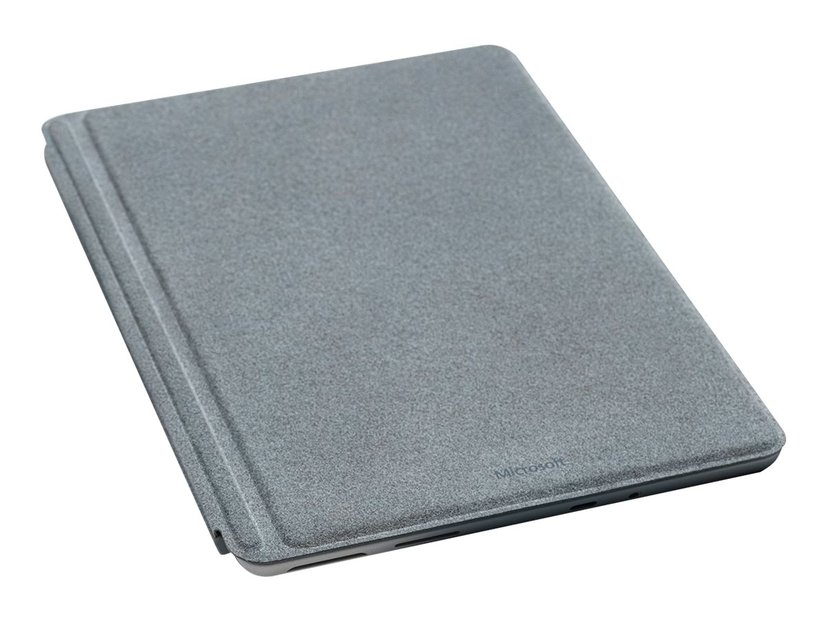 Microsoft SURFACE GO TYPE COVER CHARCOAL NORDIC #demo