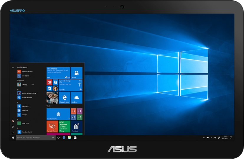 ASUS All-in-One PC A41GART Celeron 4GB SSD 128GB